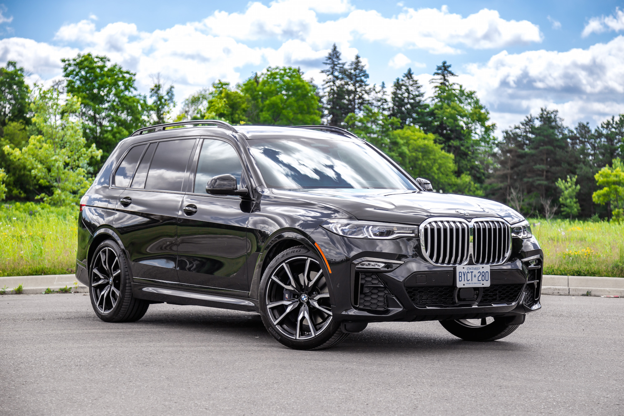 Review: 2019 BMW X7 XDrive40i