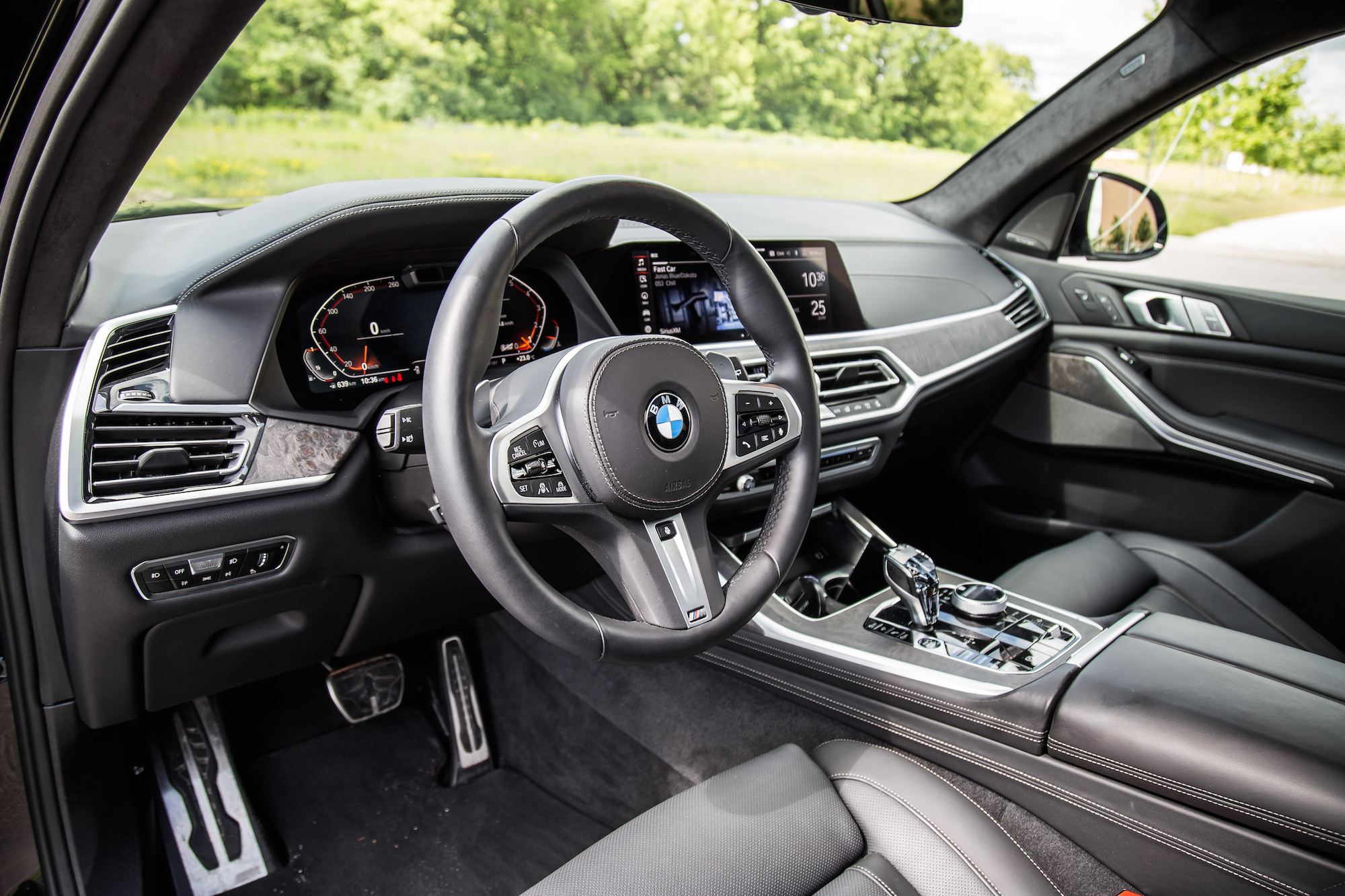 Review 2019 Bmw X7 Xdrive40i Car