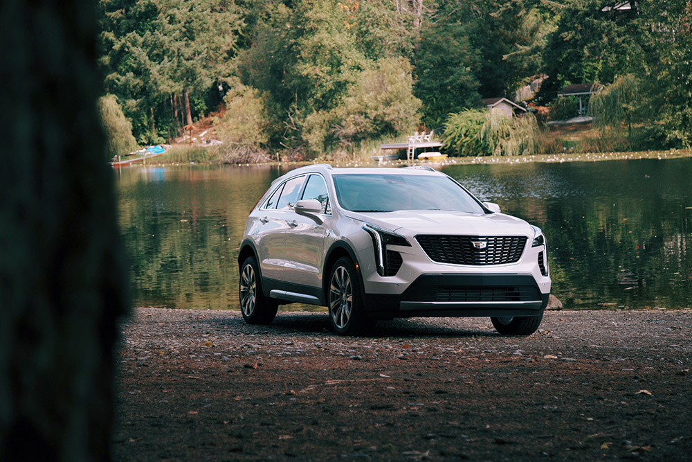 2019 Cadillac XT4 canada review new