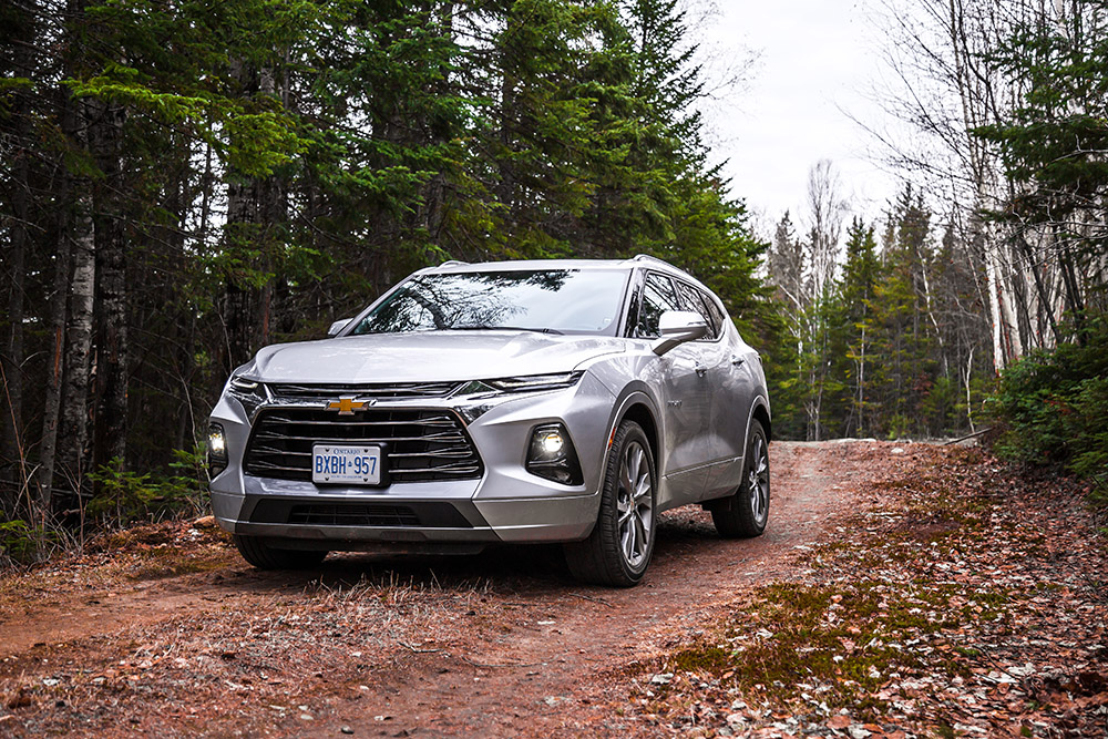 new concept d1095 5d779 2019 Chevrolet Blazer canada new review