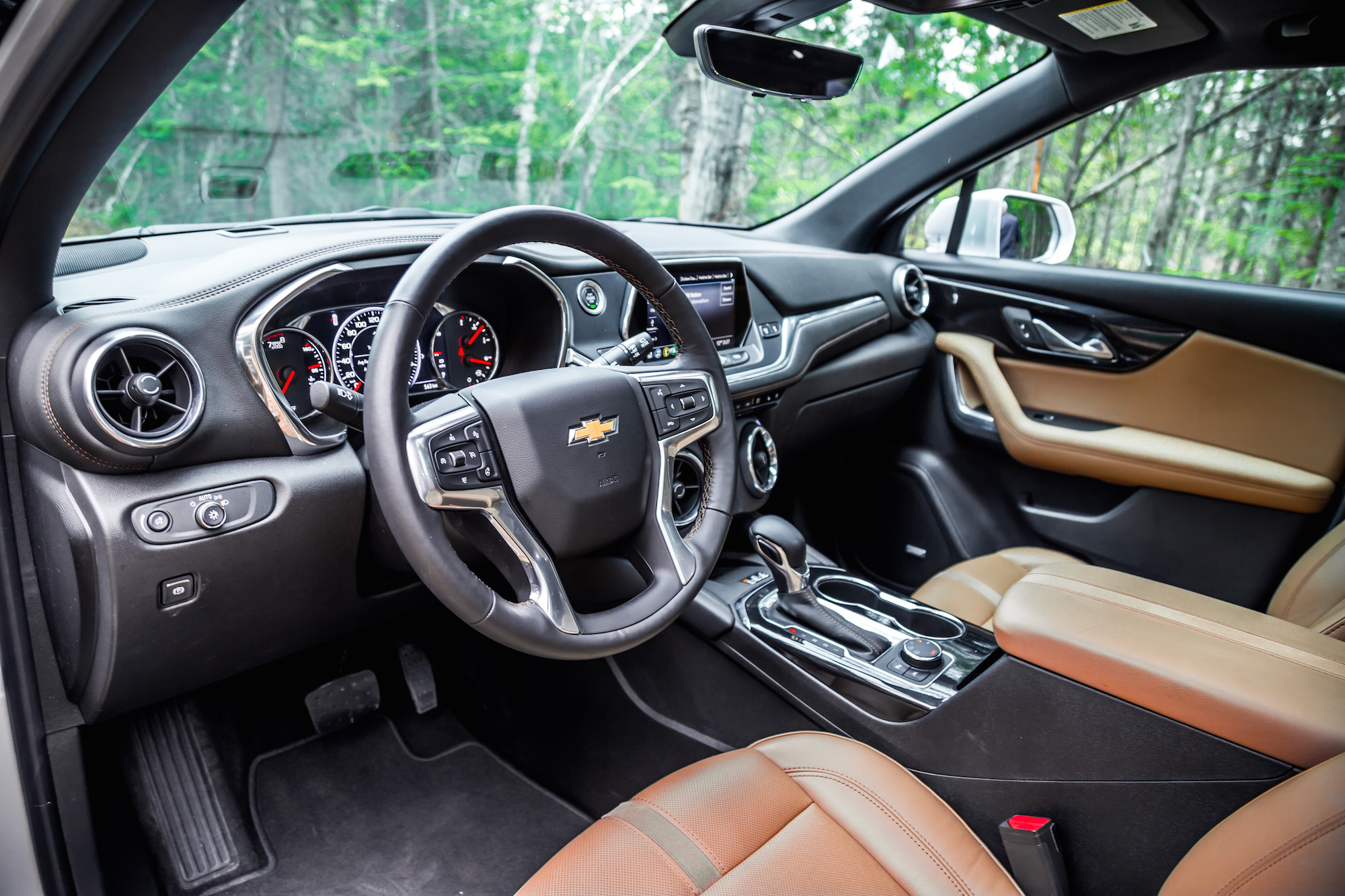 Blazer Premier Interior on Ford 3 7 V6 Engine