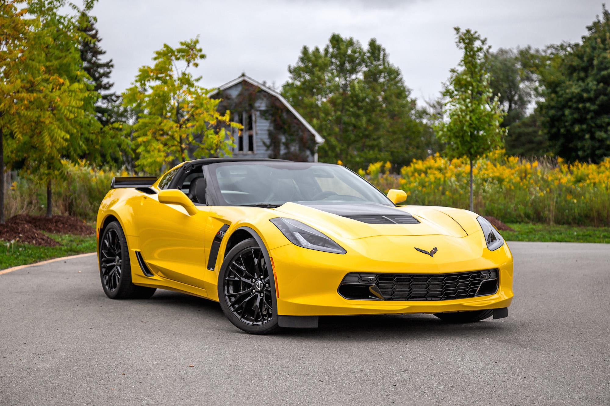 Review 2019 Chevrolet Corvette Z06 Car