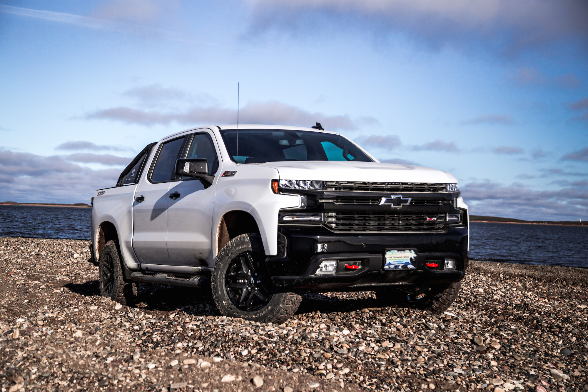 First Drive: 2019 Chevrolet Silverado 1500 | CAR