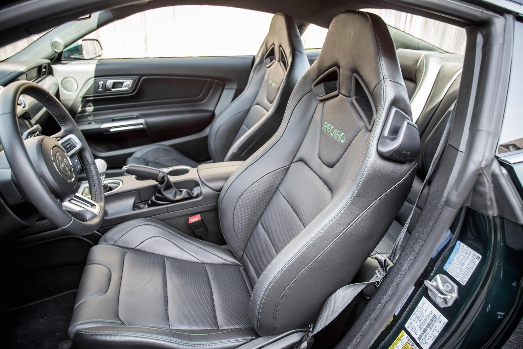 Review: 2019 Ford Mustang Bullitt | CAR