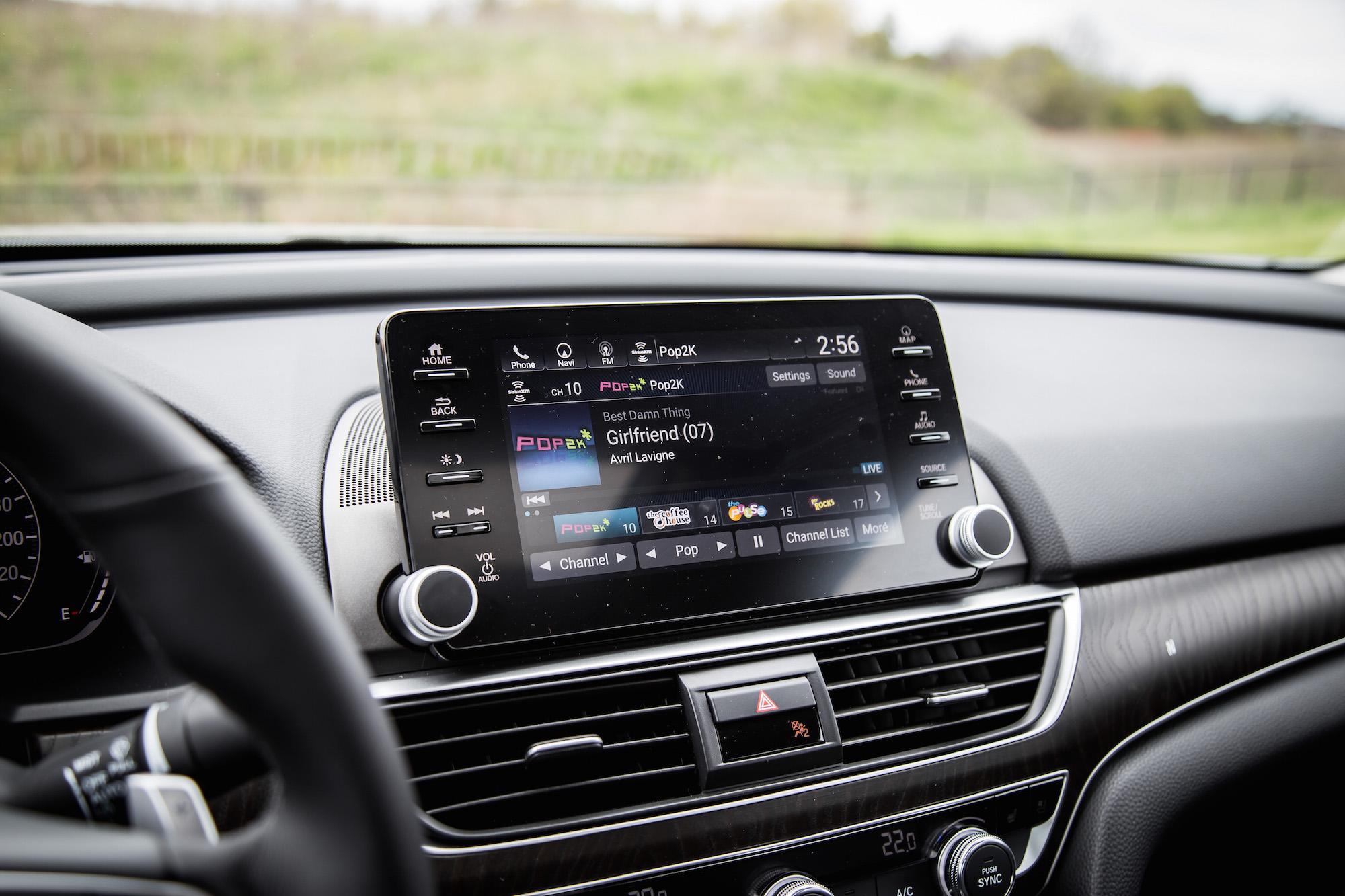 2018 Honda Accord >> Review: 2019 Honda Accord Touring 2.0   CAR