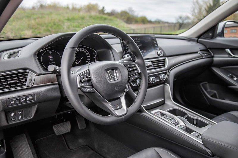 2019 Honda Accord Sport >> Review: 2019 Honda Accord Touring 2.0   CAR