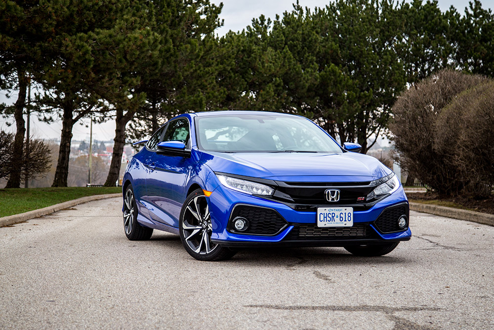 2019 Honda Civic Si Coupe canada review