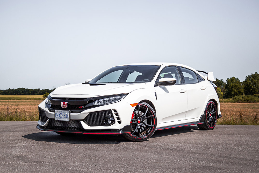 2019 Honda Civic Type R canada review