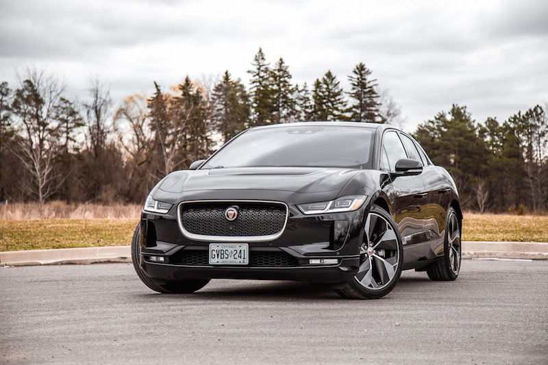 Review: 2019 Jaguar I-Pace EV 400 HSE | CAR