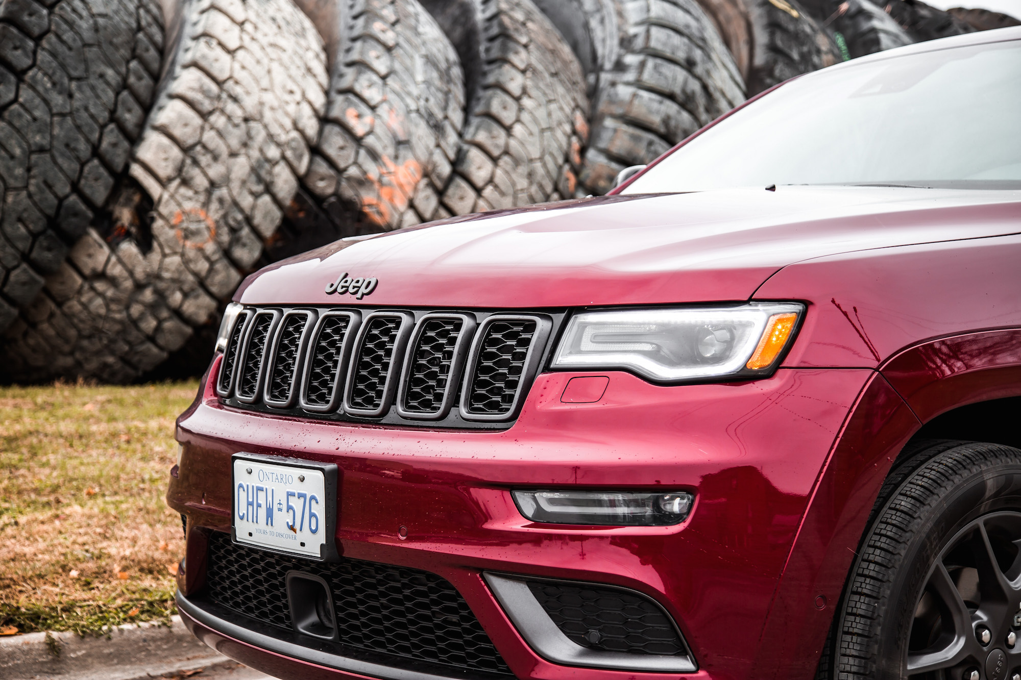 2019 Jeep Grand Cherokee Limited X | CAR