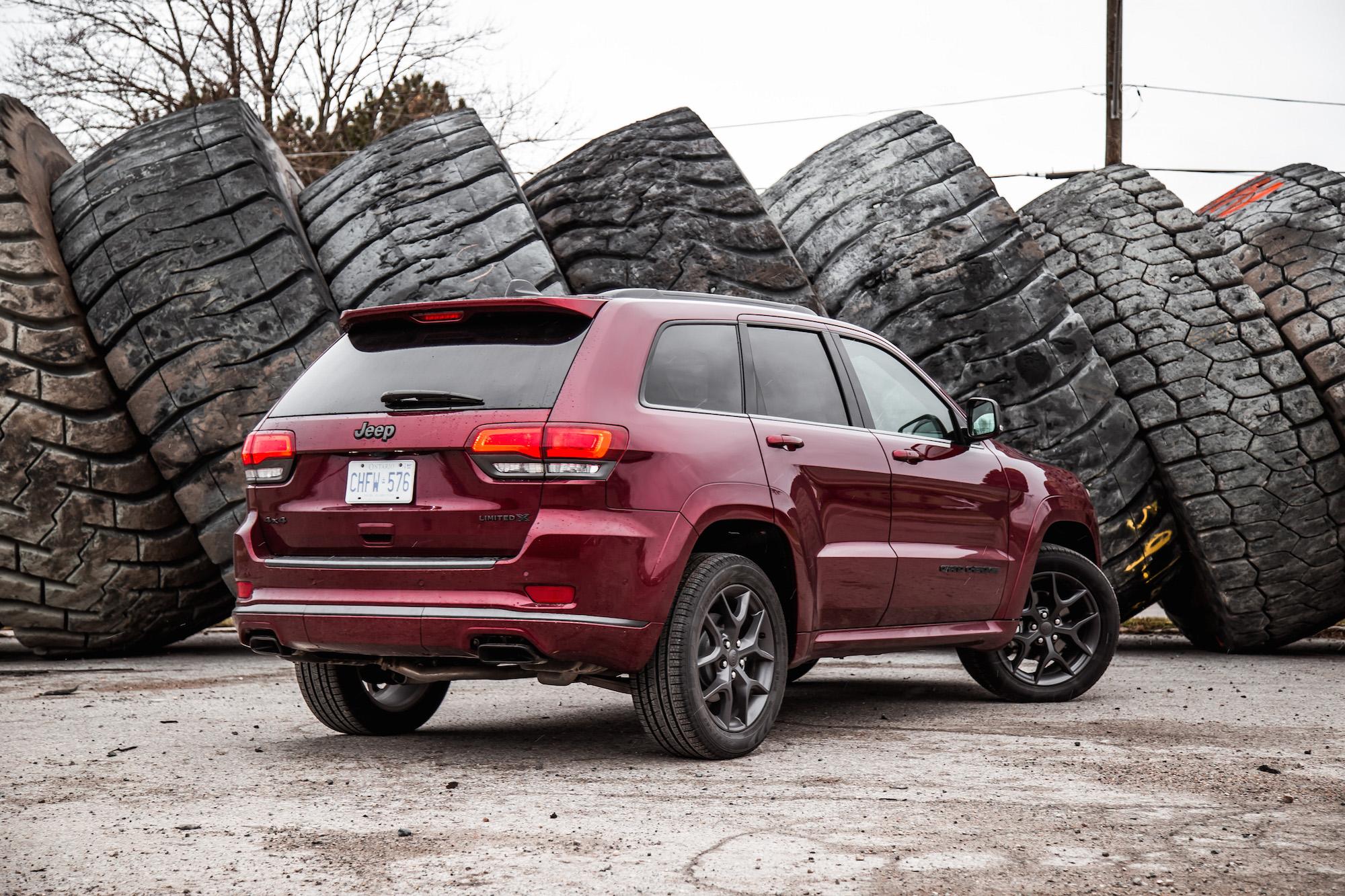 Jeep Cherokee Towing Capacity >> 2019 Jeep Grand Cherokee Limited X   CAR