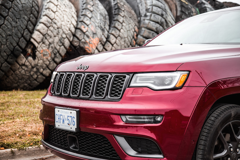 2019 Jeep Grand Cherokee Limited X Car