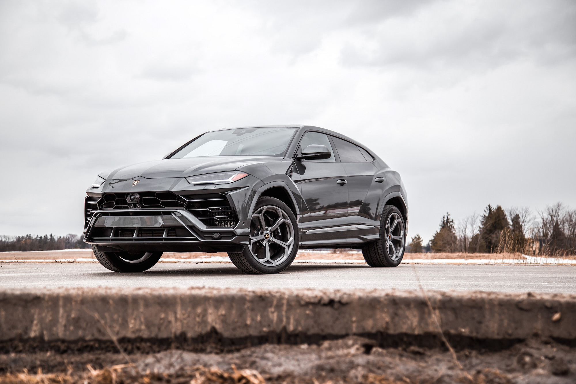 Review: 2019 Lamborghini Urus | CAR