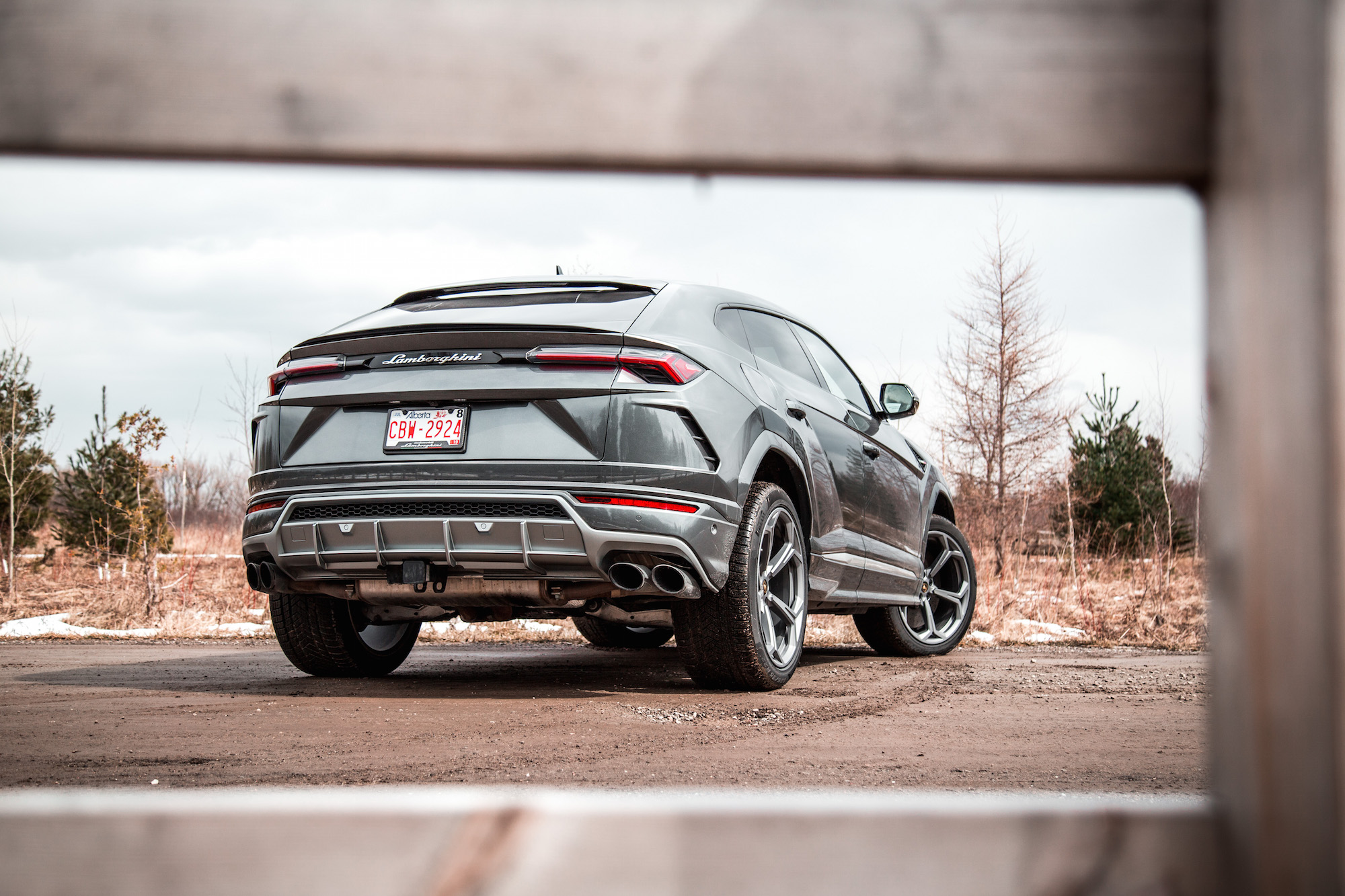 First Look 2019 Lamborghini Urus Canadian Auto Review