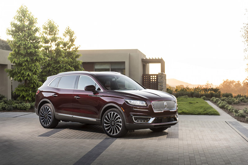 First Look: 2019 Lincoln Nautilus | Canadian Auto Review