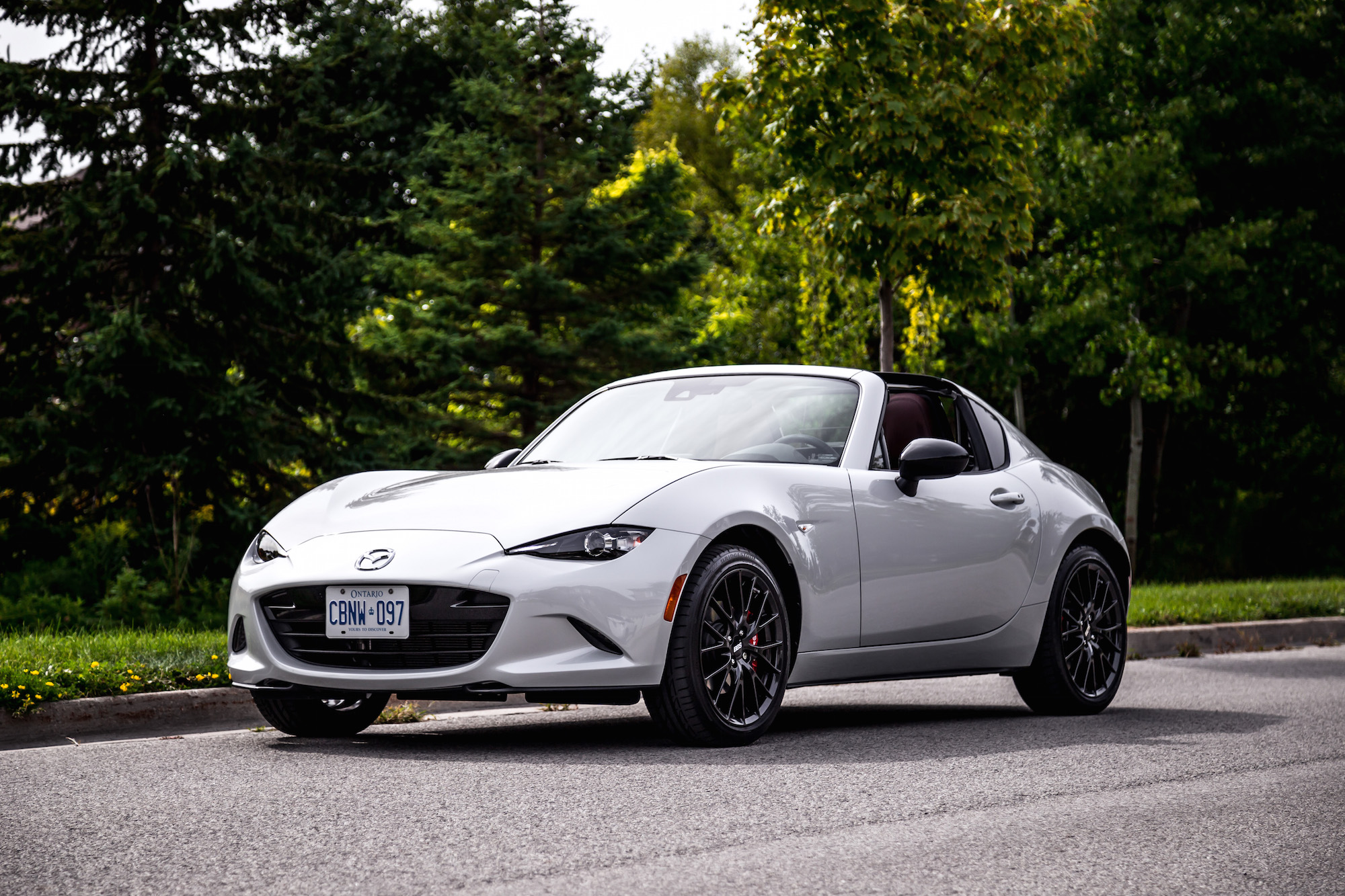 review 2019 mazda mx 5 rf car. Black Bedroom Furniture Sets. Home Design Ideas