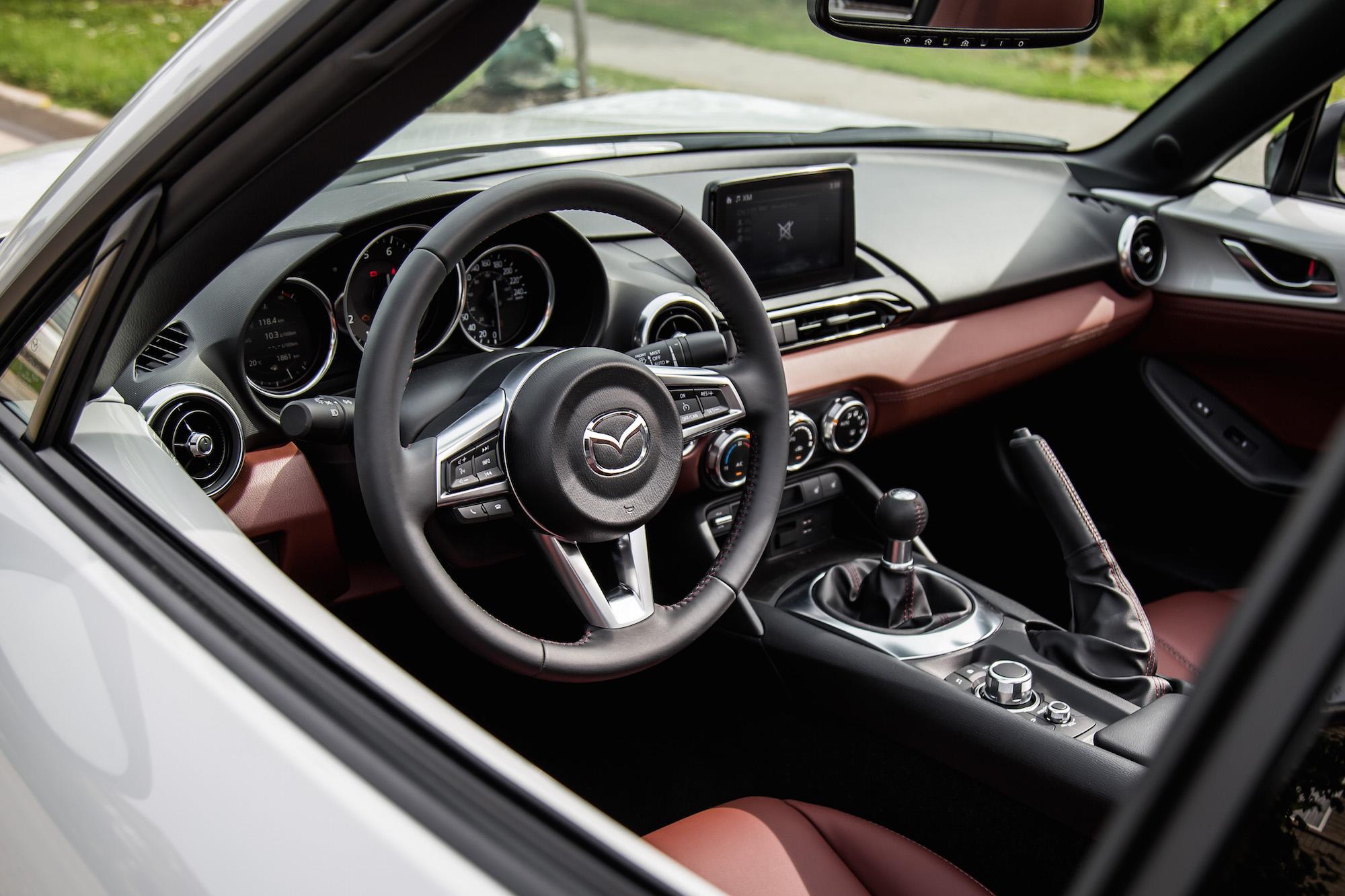 Review: 2019 Mazda MX-5 RF | CAR