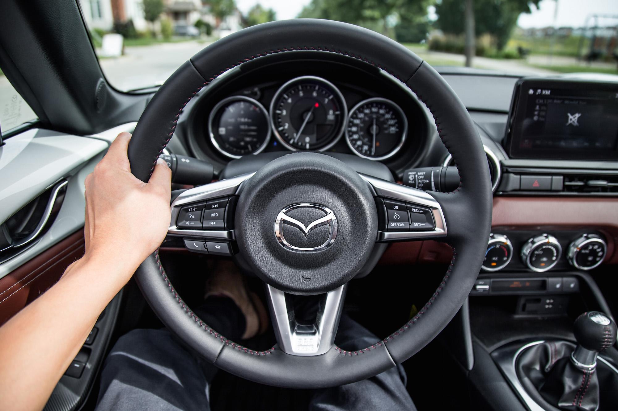 Review 2019 Mazda Mx 5 Rf Car