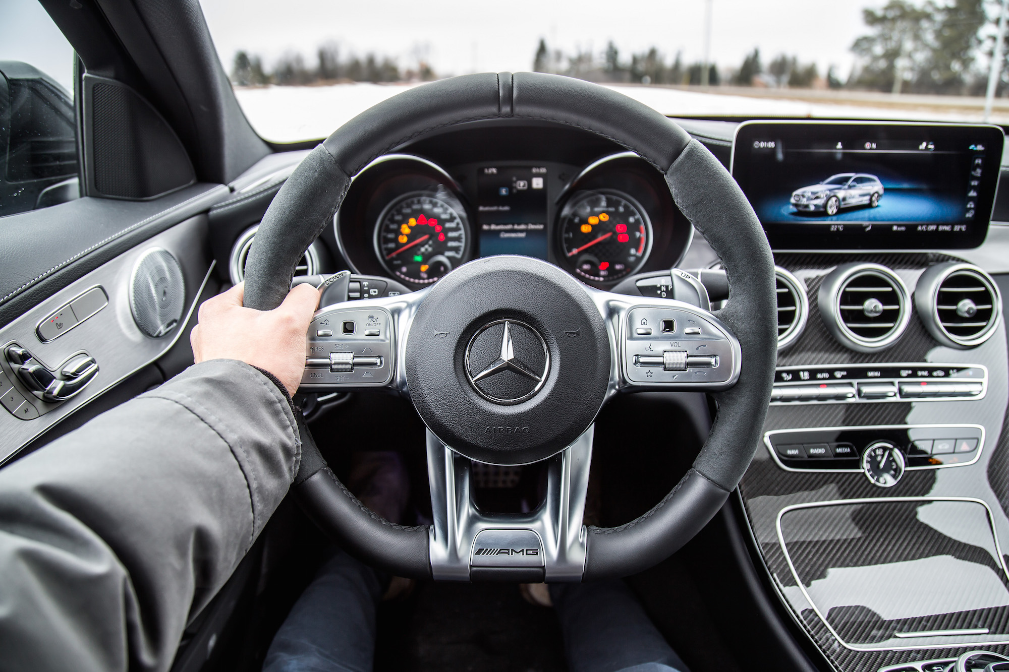 Review 2019 Mercedes Amg C 43 4matic Wagon Car