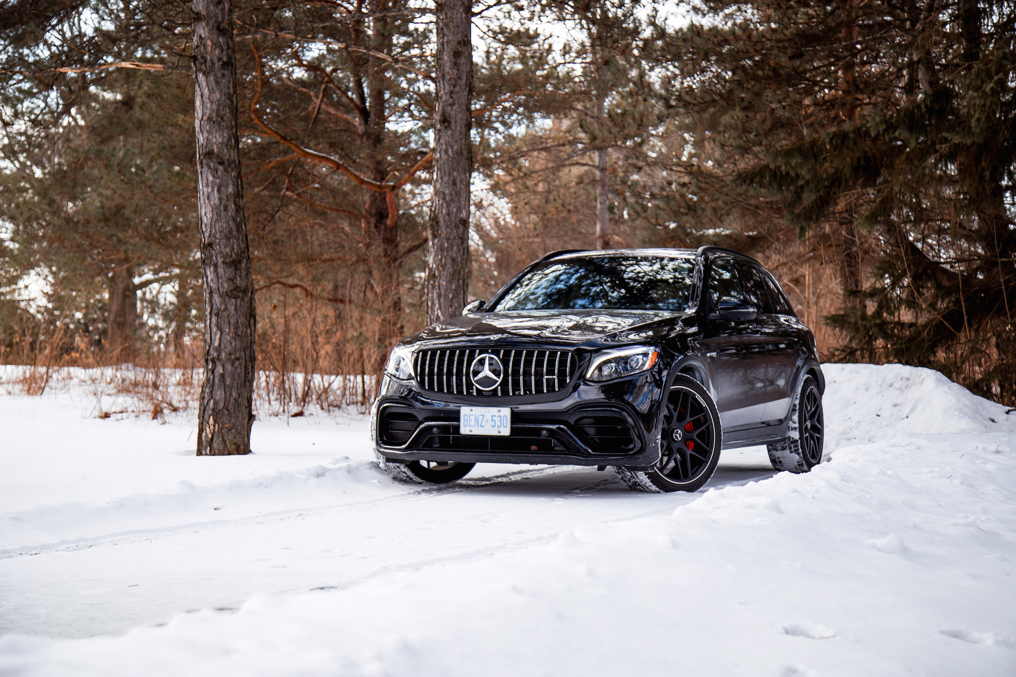 Review: 2019 Mercedes-AMG GLC 63 S 4MATIC+ SUV | CAR