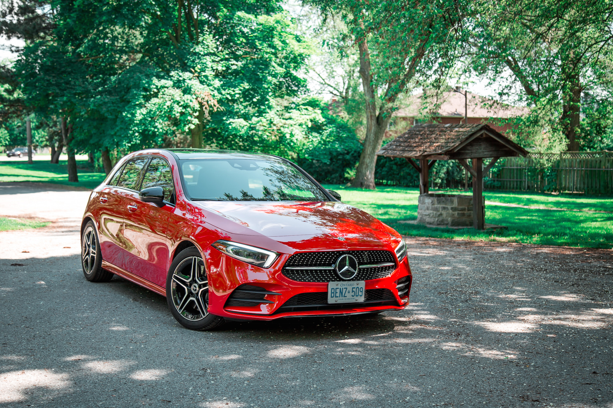 review  2019 mercedes