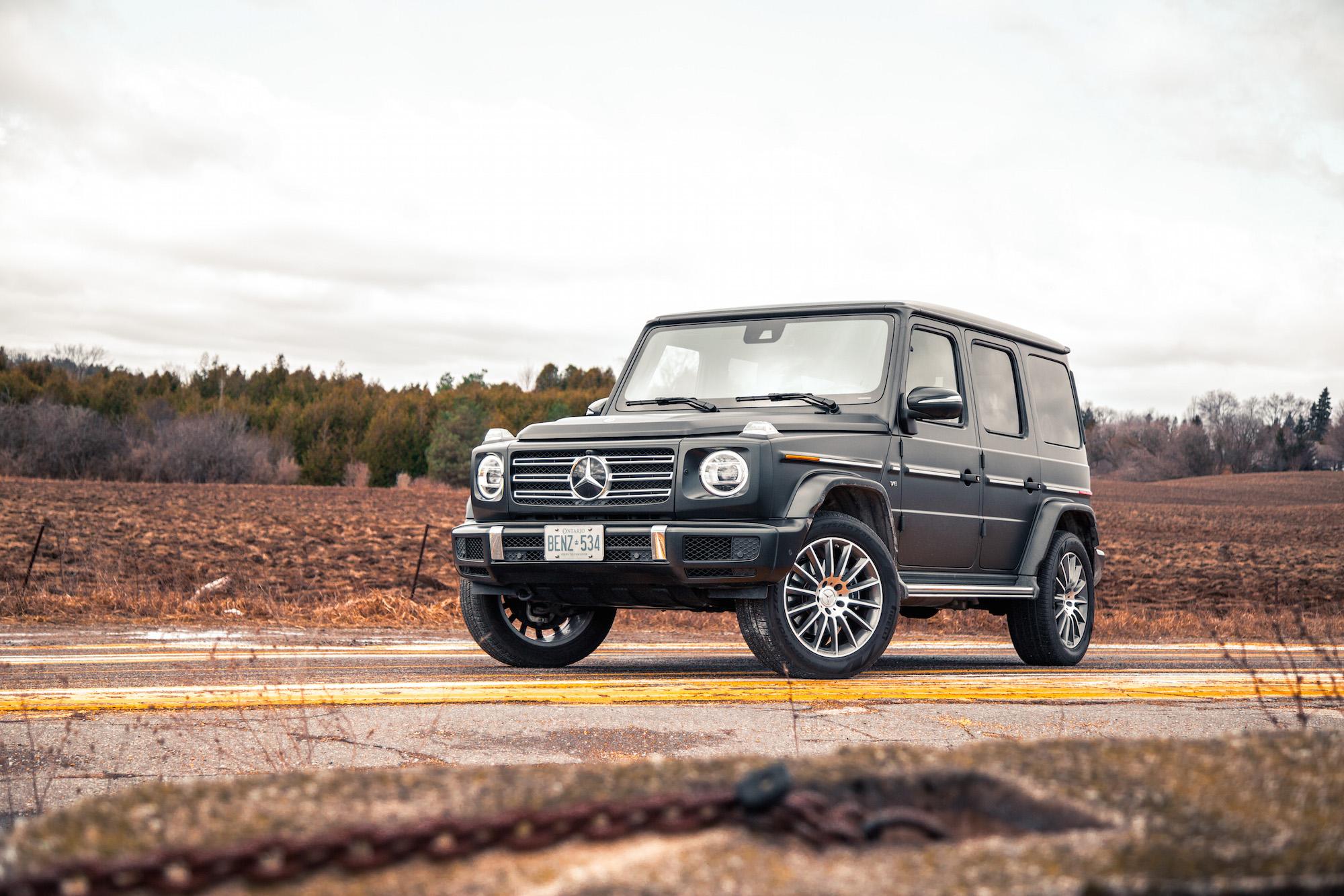 2019 Mercedes-Benz G-Wagen: Redesign, Changes, Release >> 2019 Mercedes Benz G Wagen Redesign Changes Release Upcoming