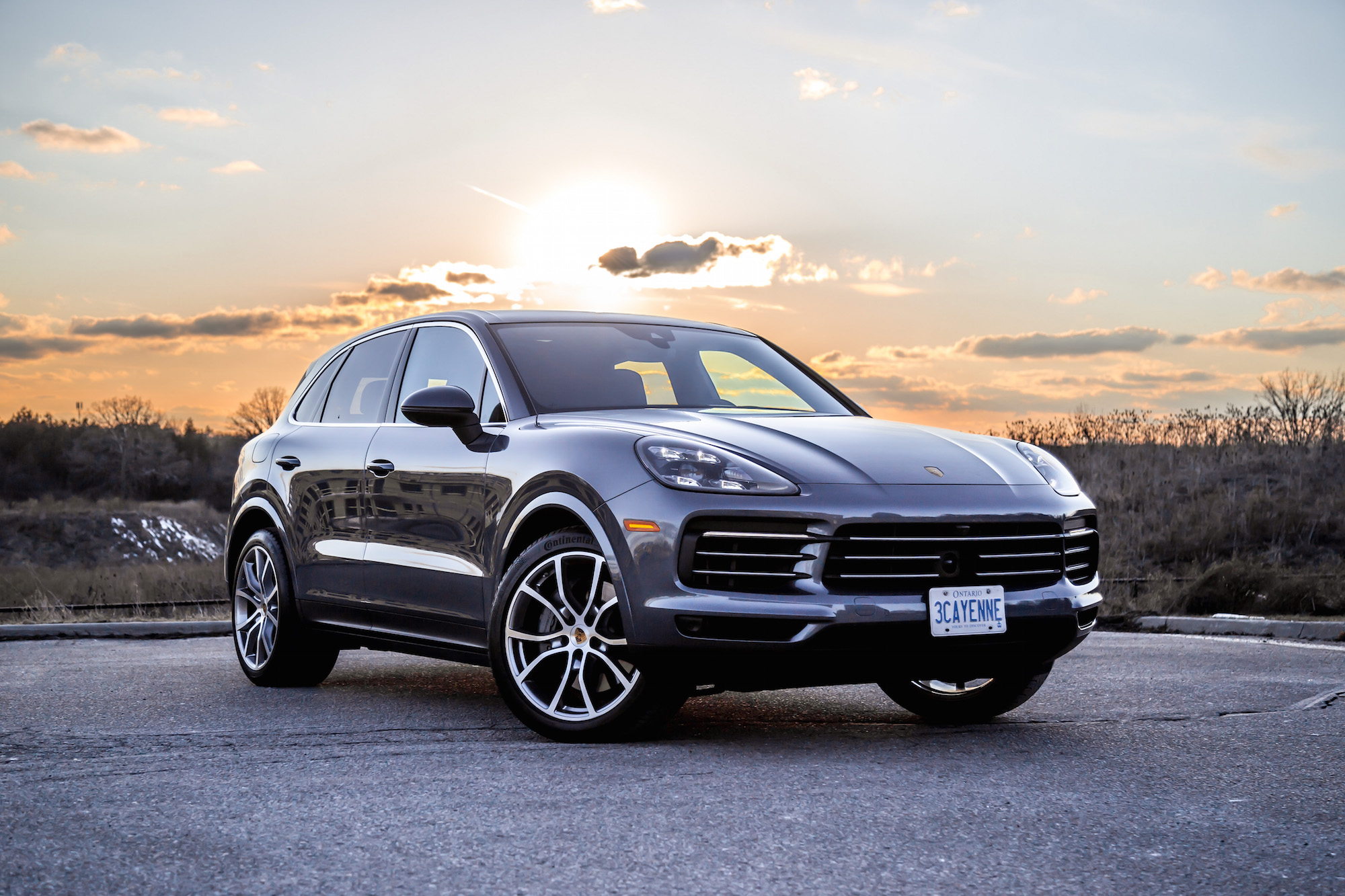 Review 2019 Porsche Cayenne S Car