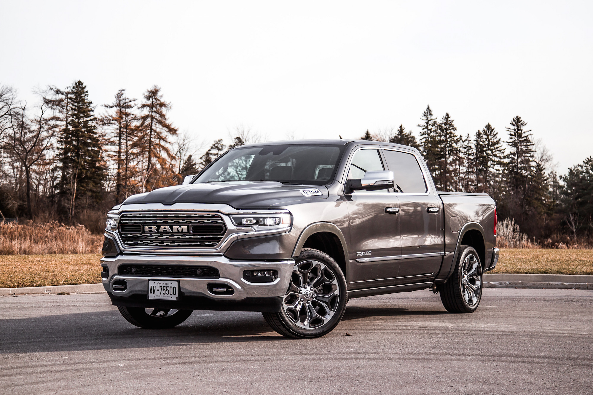 Review: 2019 RAM 1500 Limited | CAR