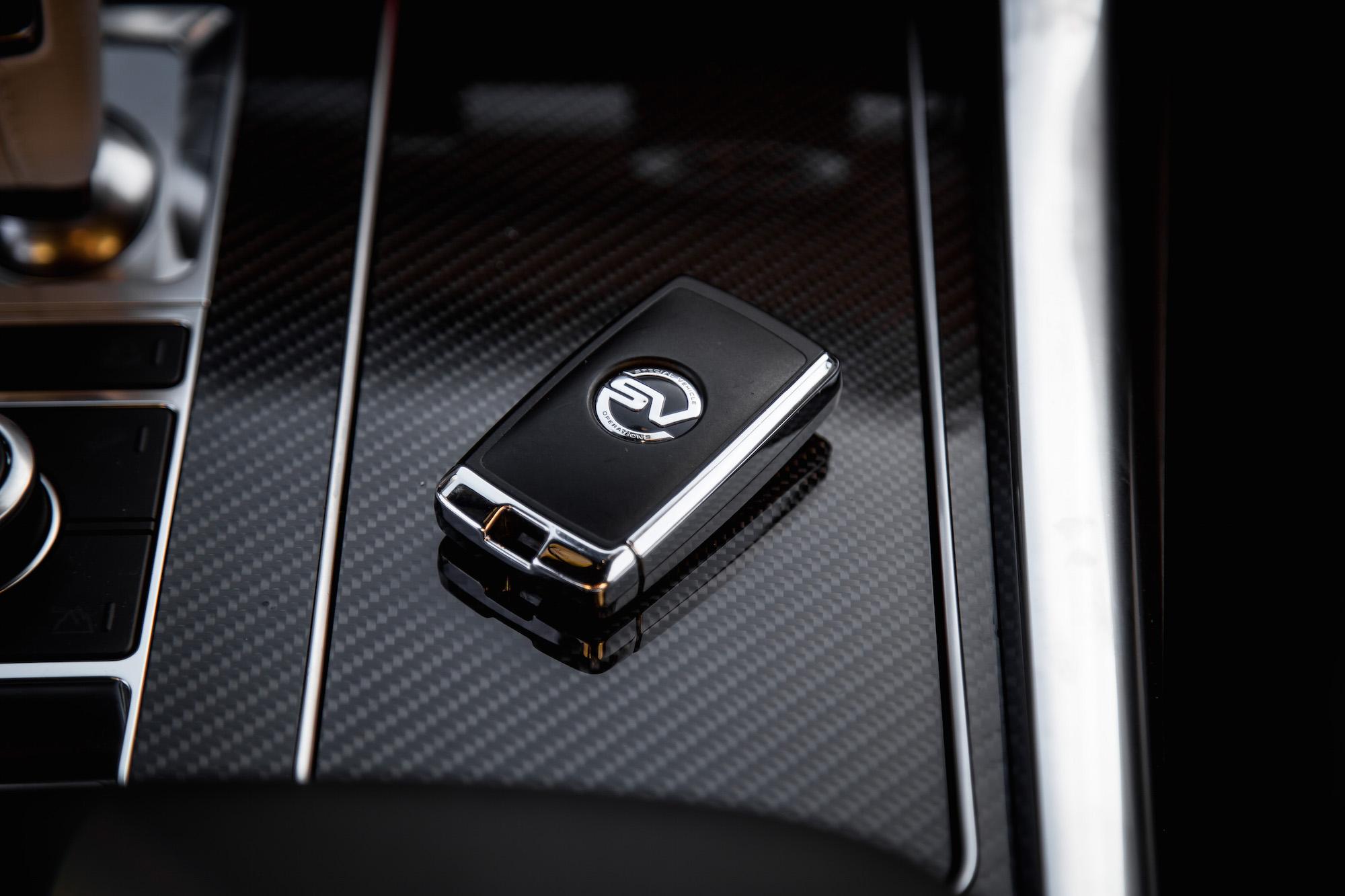 Review: 2019 Range Rover Sport SVR | CAR