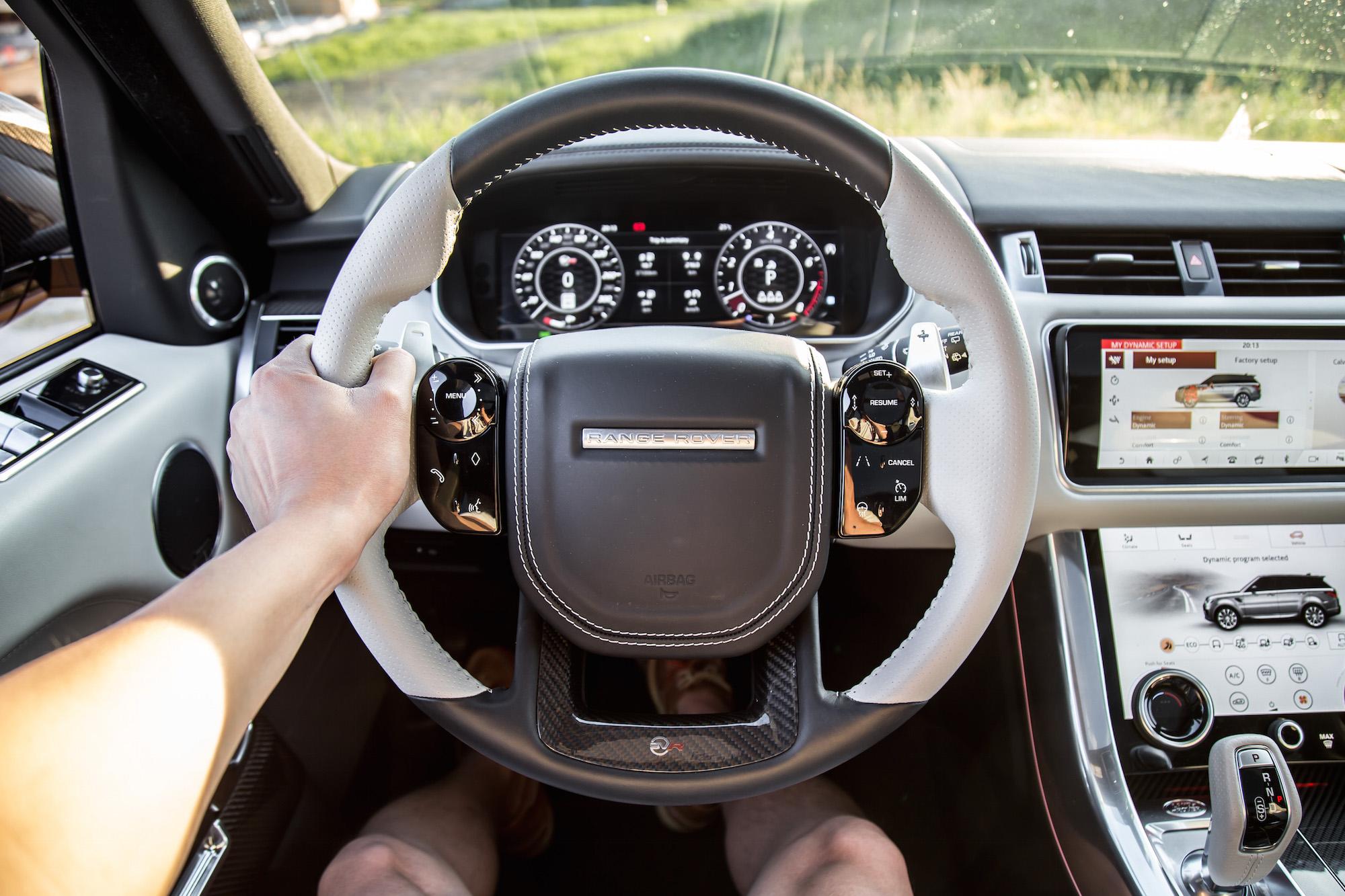 Review 2019 Range Rover Sport Svr Car