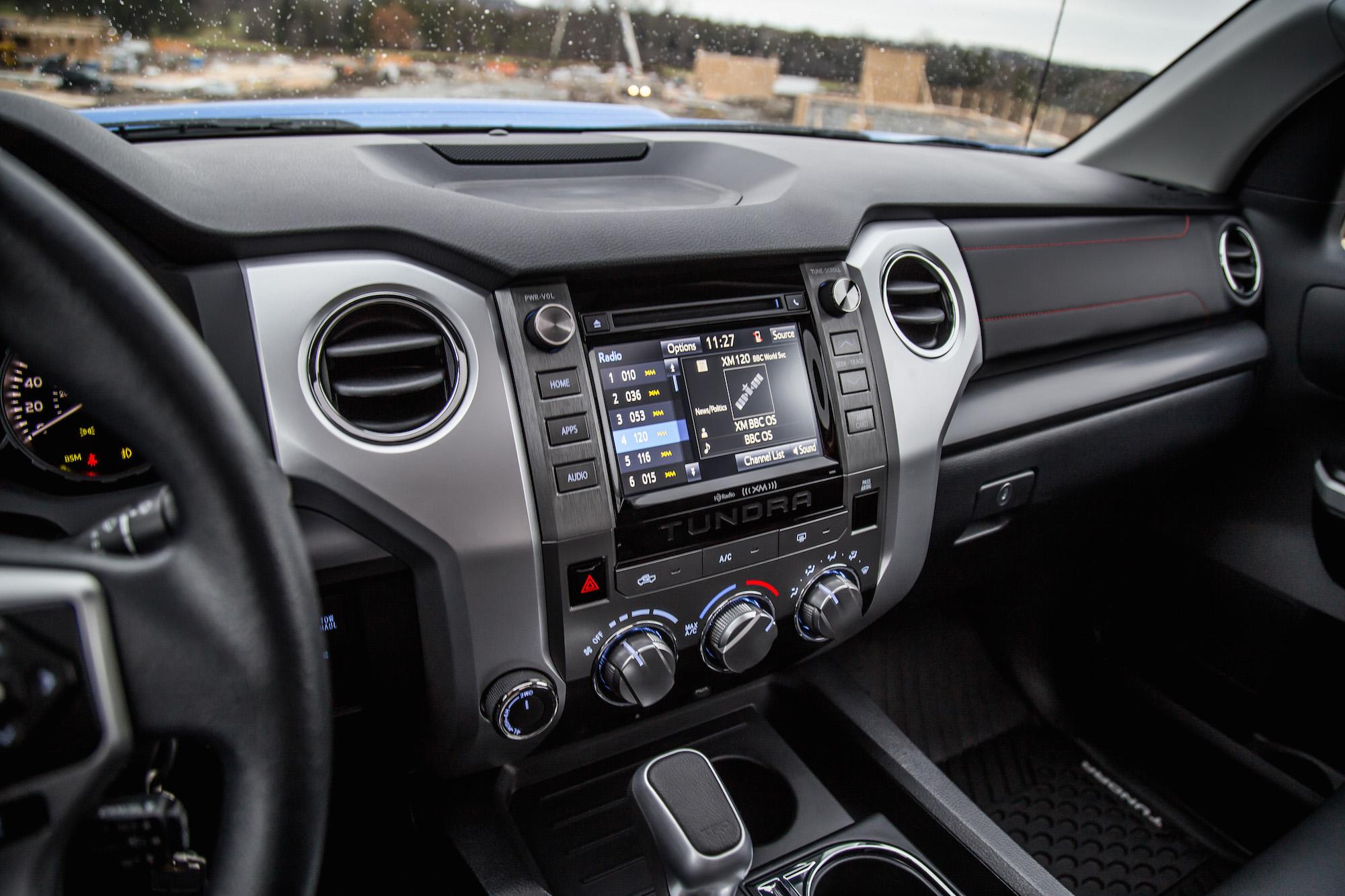 Review: 2019 Toyota Tundra TRD Pro CrewMax SR5 | CAR