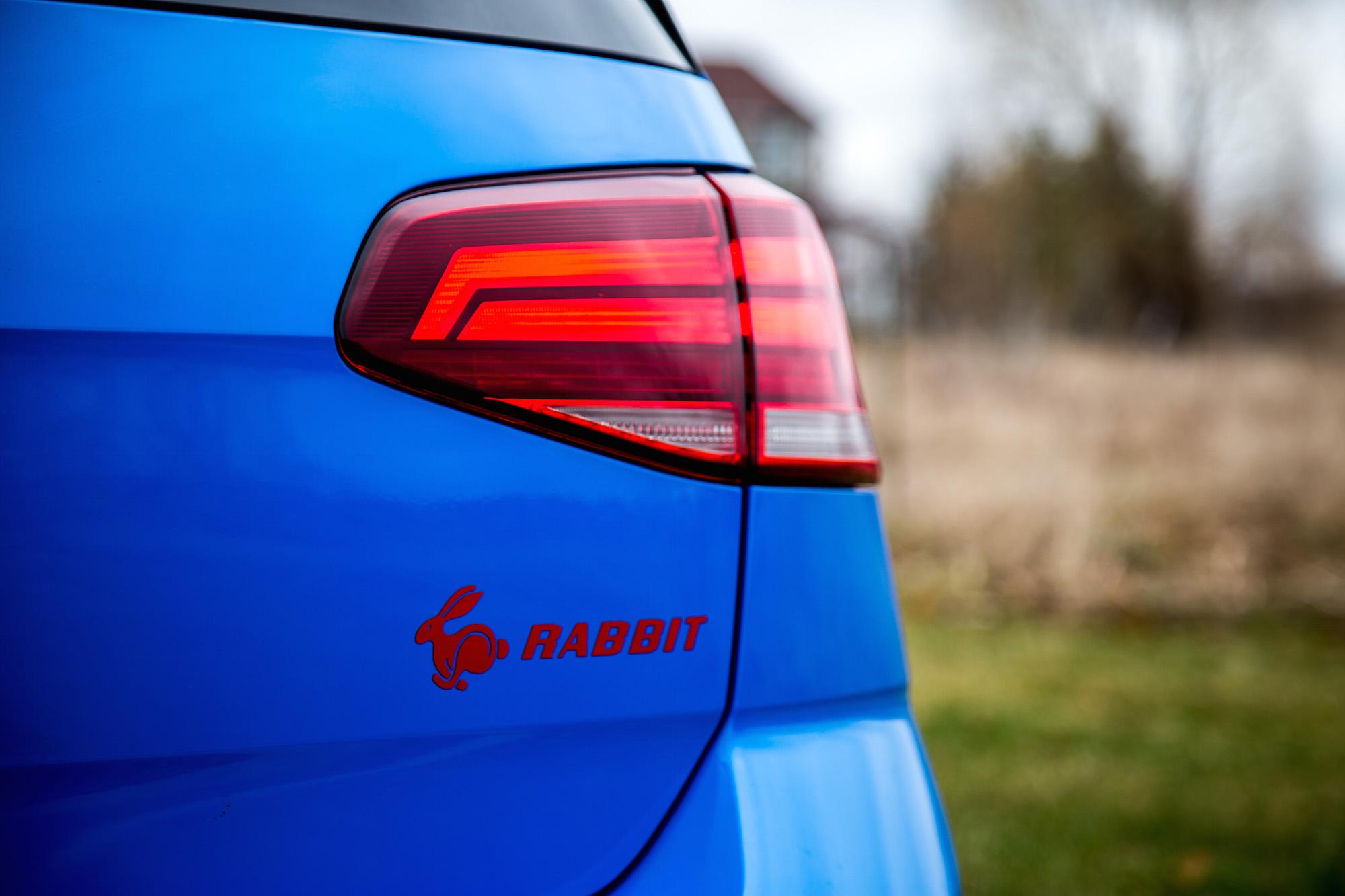 Review: 2019 Volkswagen Golf GTI Rabbit Edition