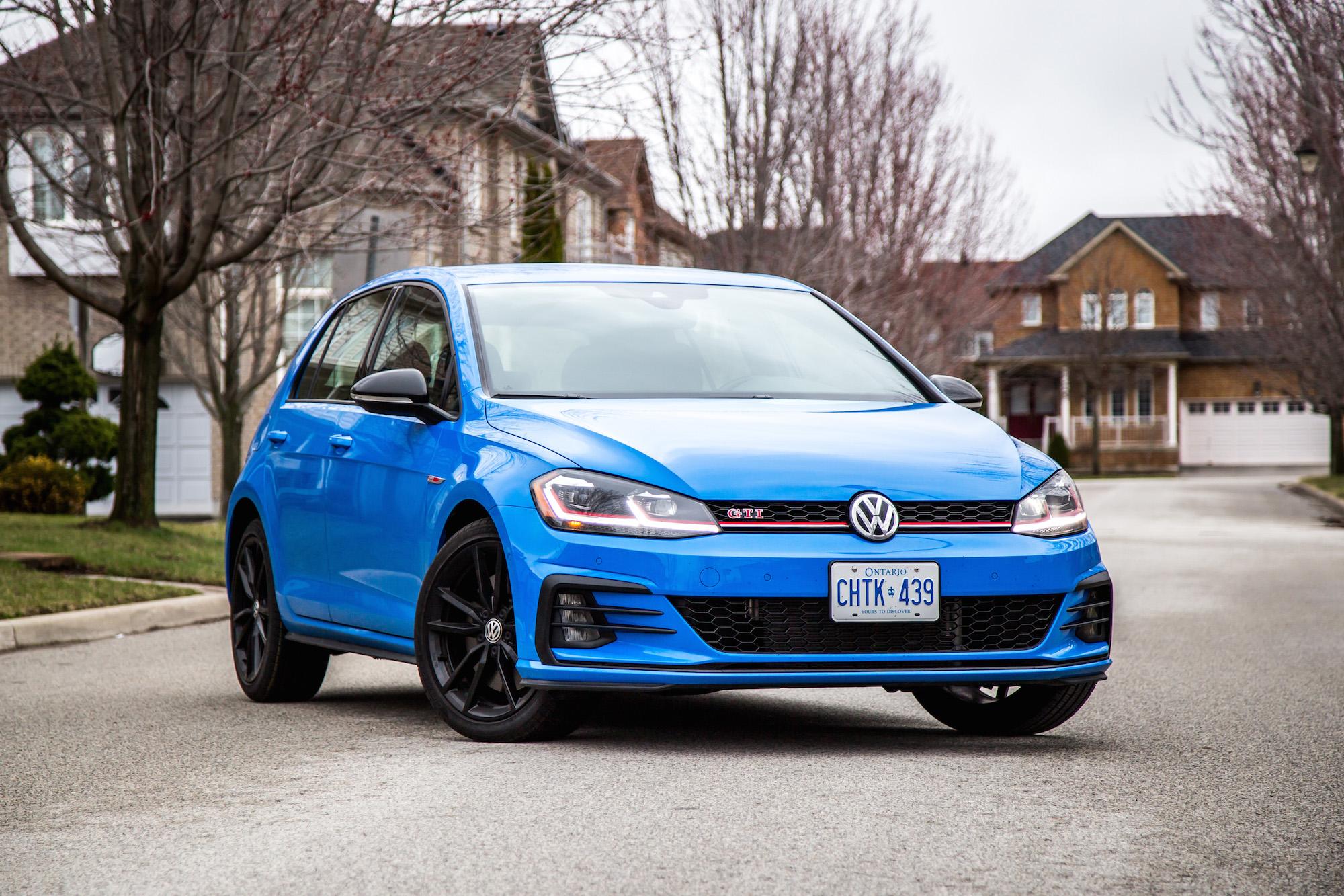 Heritage Volkswagen Subaru >> Review: 2019 Volkswagen Golf GTI Rabbit Edition | CAR