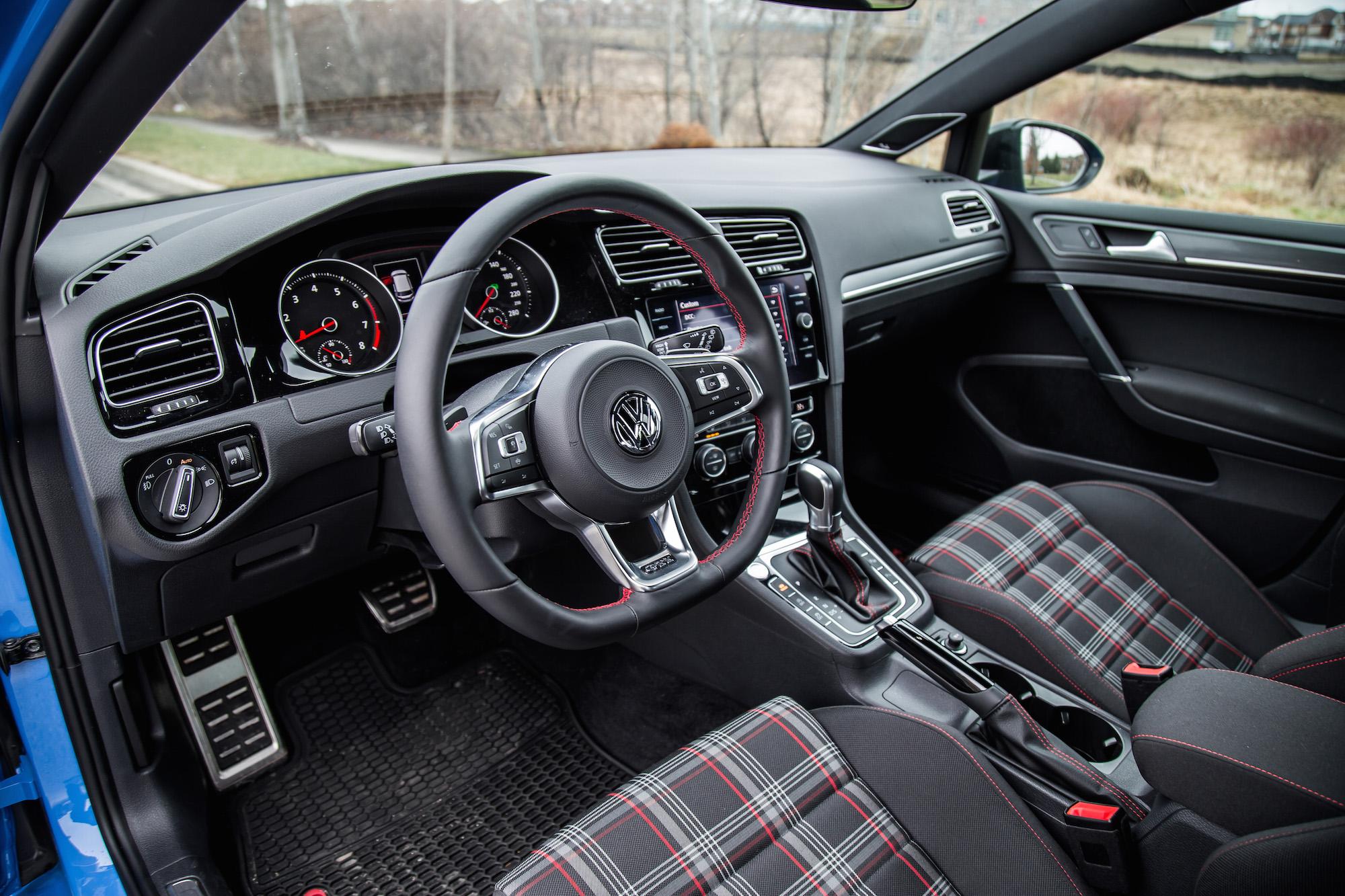 Review 2019 Volkswagen Golf Gti Rabbit Edition Car