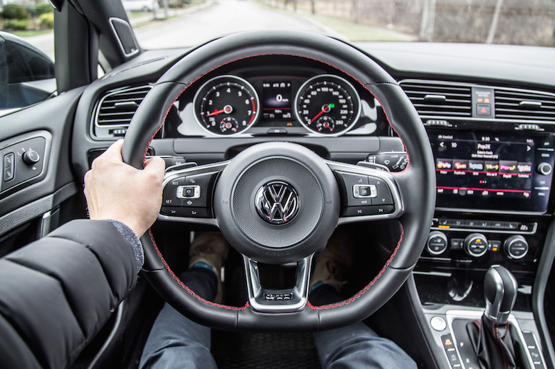 Review 2019 Volkswagen Golf Gti Rabbit Edition Car
