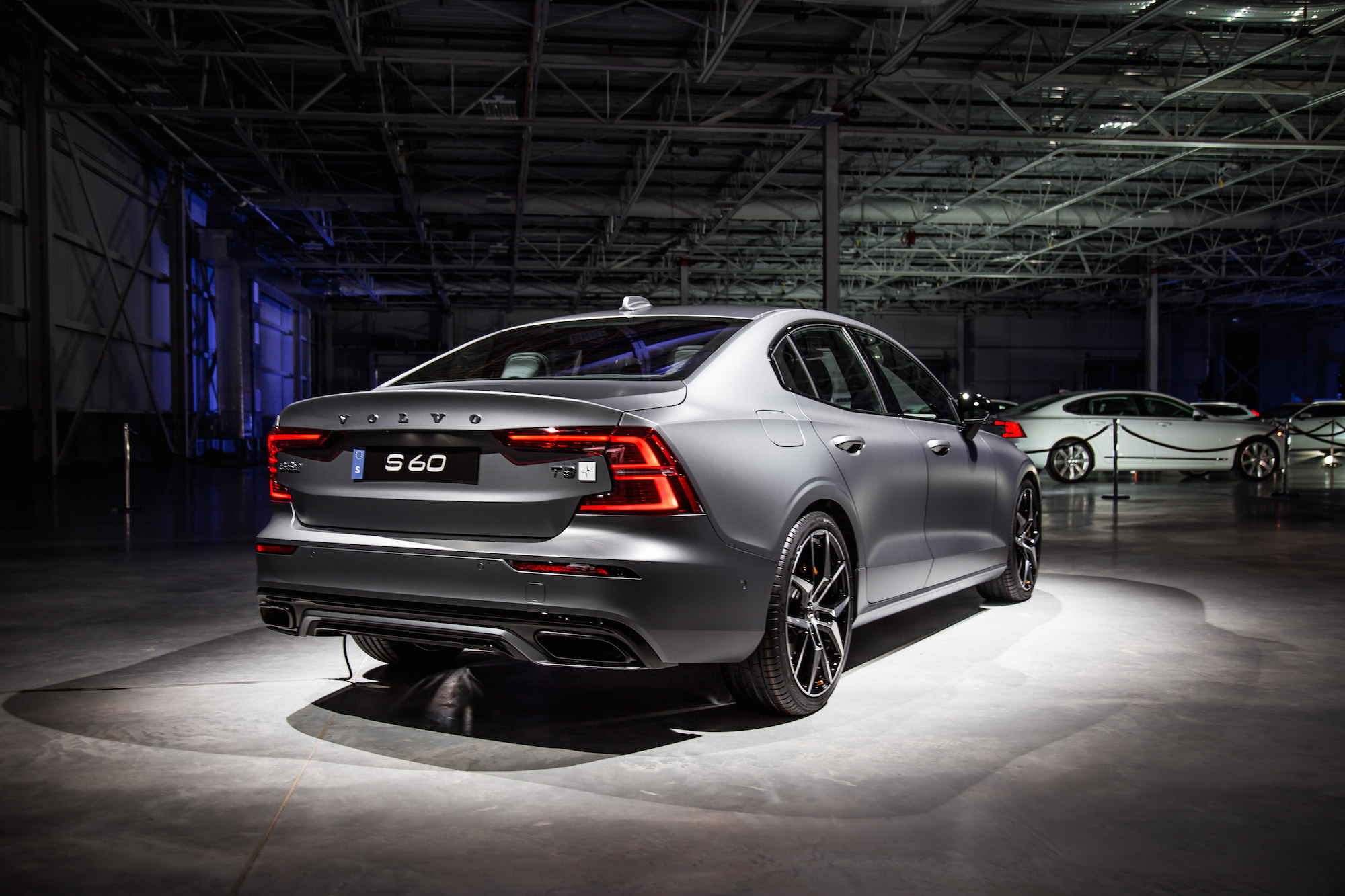 first look  2019 volvo s60