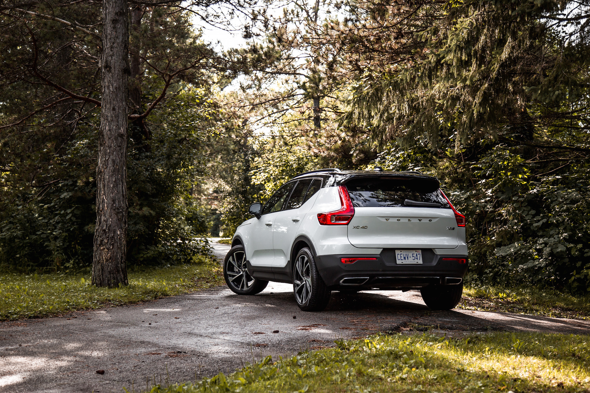 review  2019 volvo xc40 r