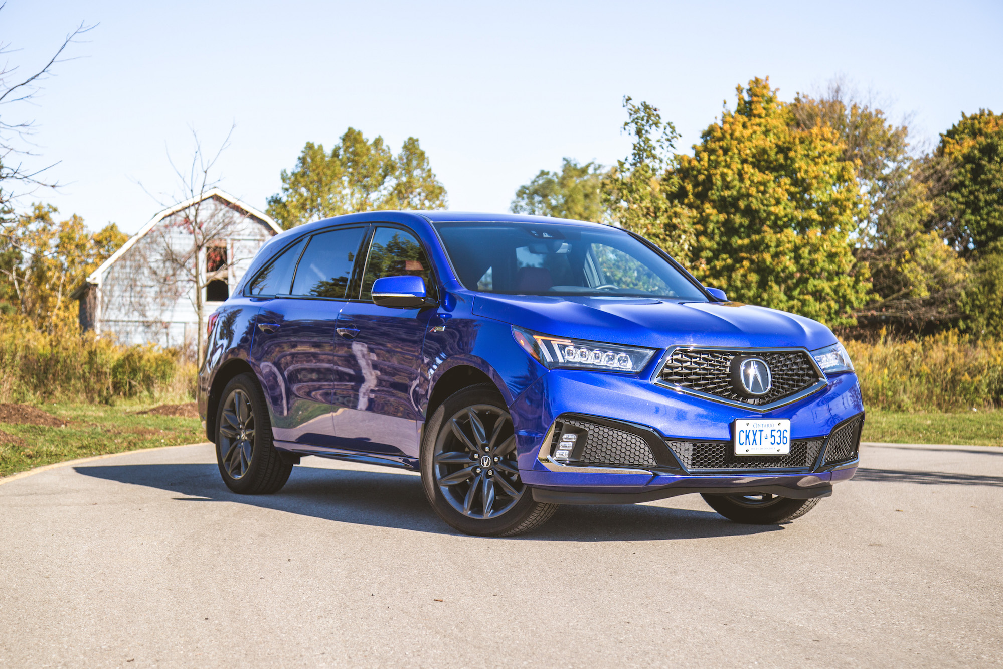 Review 2020 Acura Mdx A Spec Canadian Auto Review