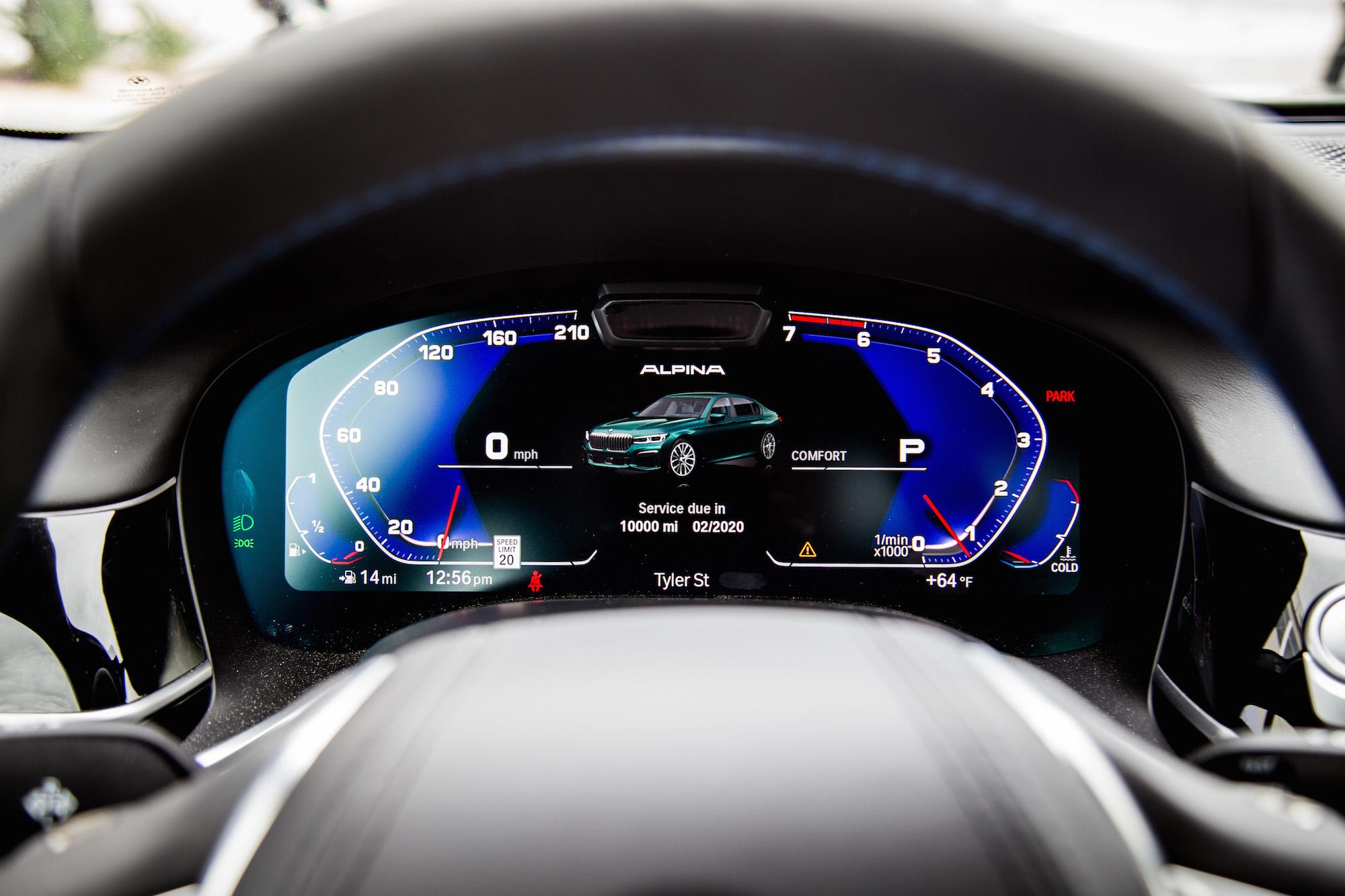 First Look: 2020 BMW Alpina B7 xDrive   CAR