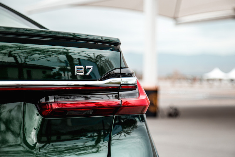 Porsche Panamera Interior >> First Look: 2020 BMW Alpina B7 xDrive | CAR
