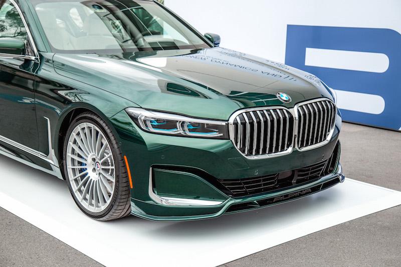 Mercedes Benz A Class >> First Look: 2020 BMW Alpina B7 xDrive | CAR