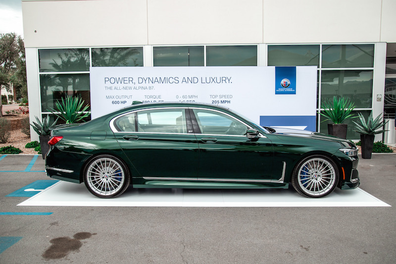 First Look 2020 Bmw Alpina B7 Xdrive Car