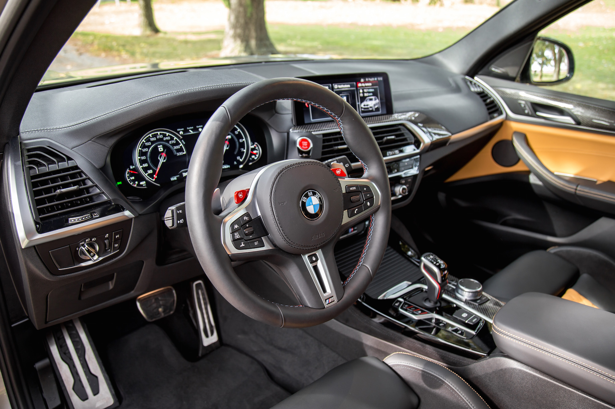 Review 2020 Bmw X3 M Competition Car