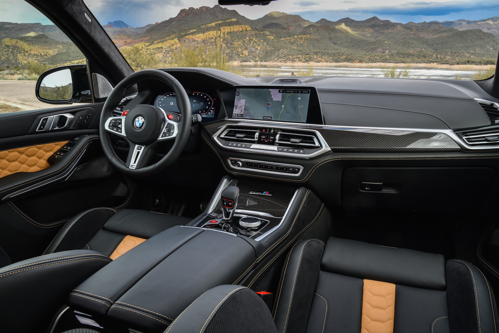 Review 2020 Bmw X5 M And X6 M Competition Car