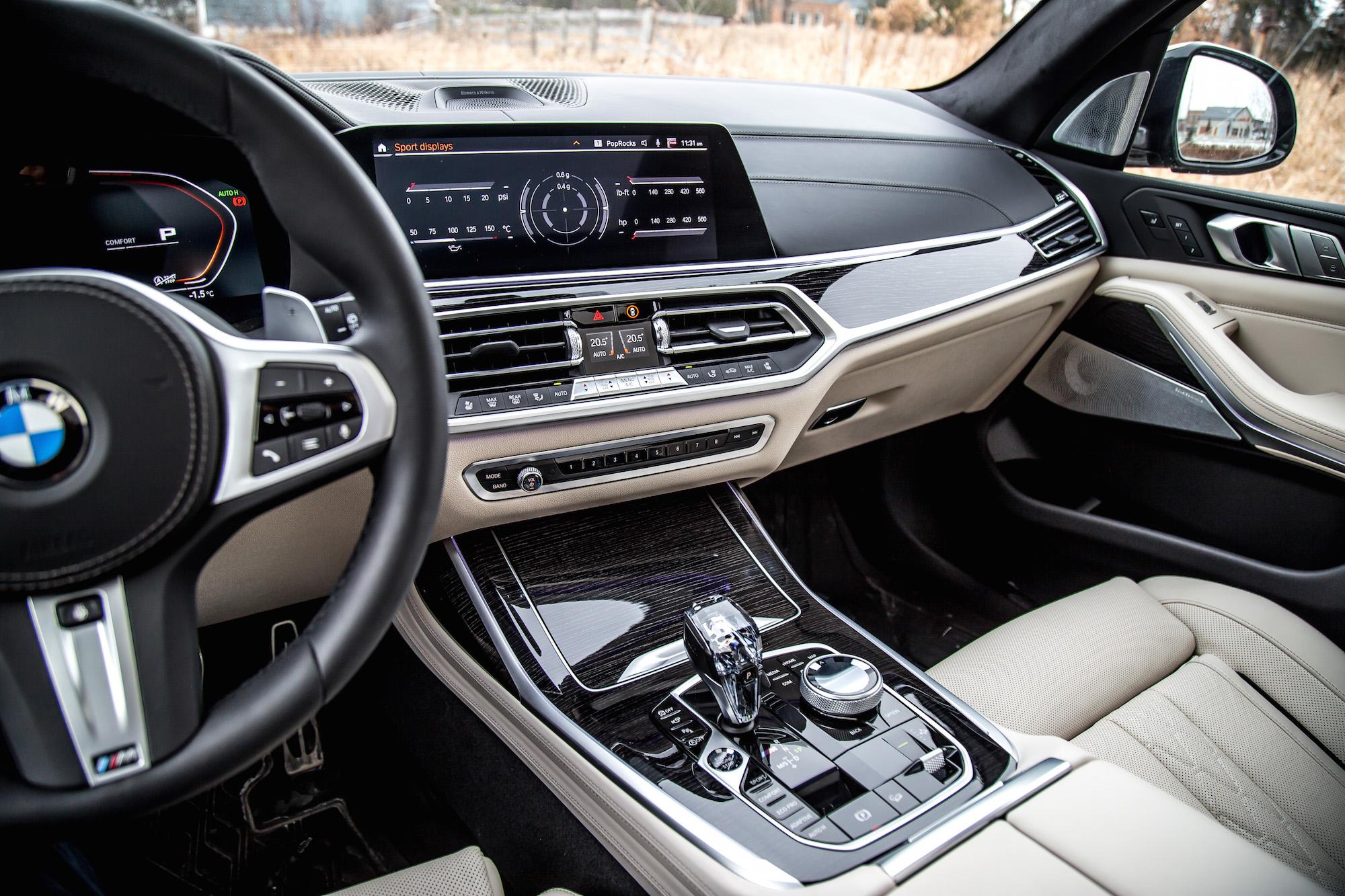 Review 2020 Bmw X7 M50i Car