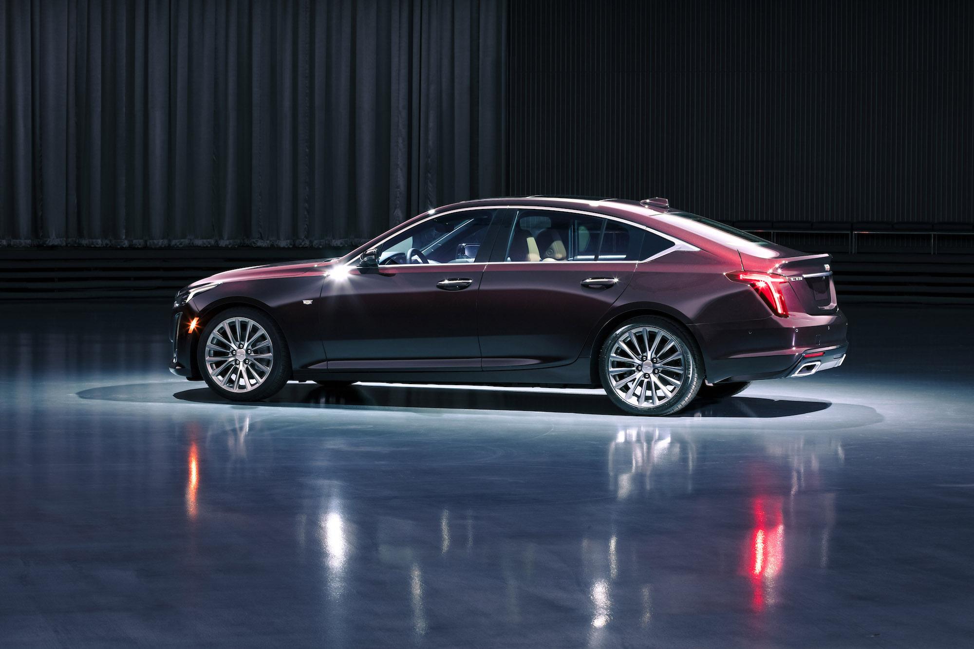 Review: 2020 Cadillac CT5 Sedan | CAR