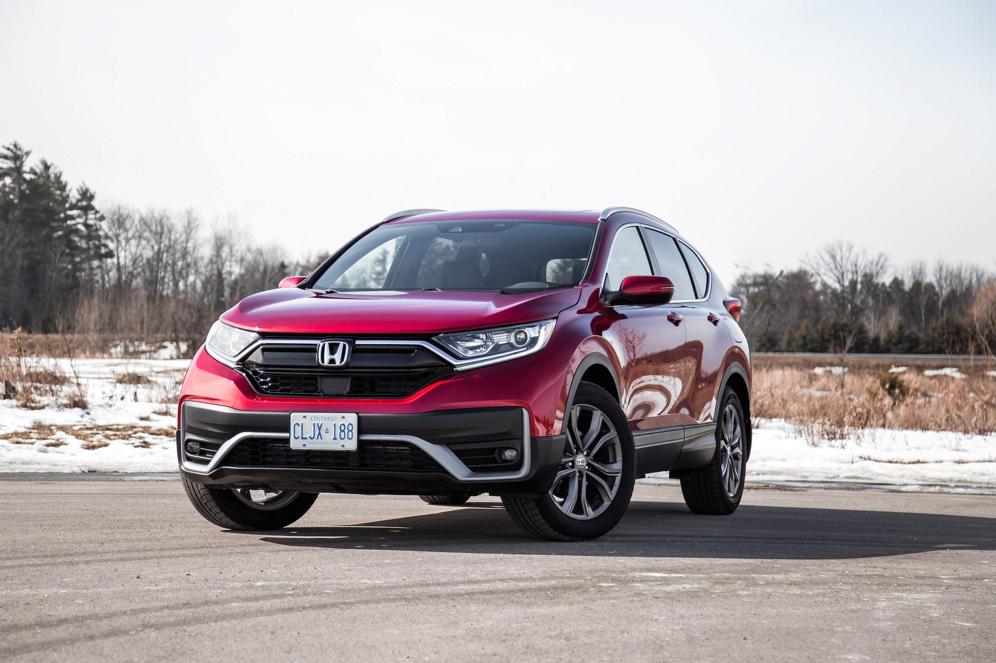 Kekurangan Honda Cr Tangguh