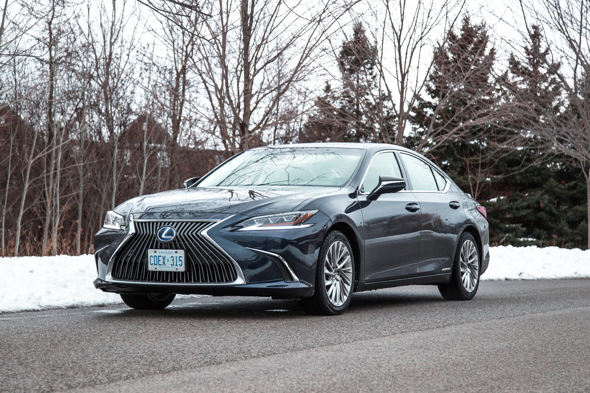 Review 2020 Lexus Es 300h Car