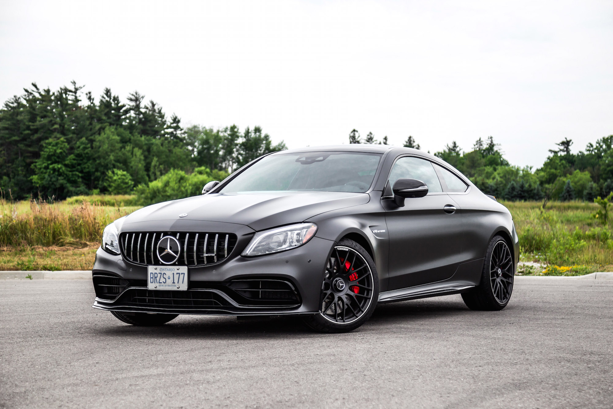 Review 2020 Mercedes Amg C 63 S Coupe Car