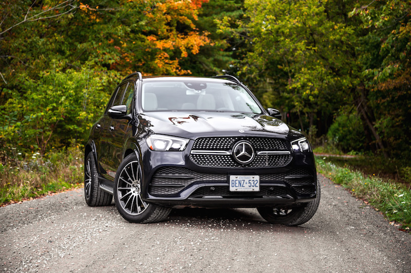 First Drive: 2020 Mercedes-Benz GLE-Class